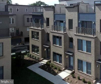 Bethesda Townhouse For Sale: 6716 Eames Way #DANIEL I