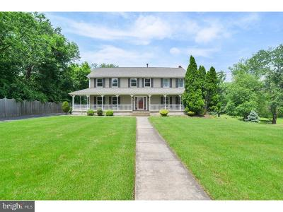 Moorestown Single Family Home For Sale: 93 Ivy Avenue