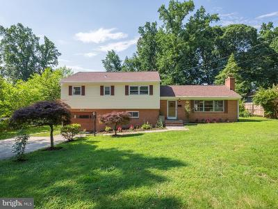 Prince William County Single Family Home For Sale: 1505 Forest Lane