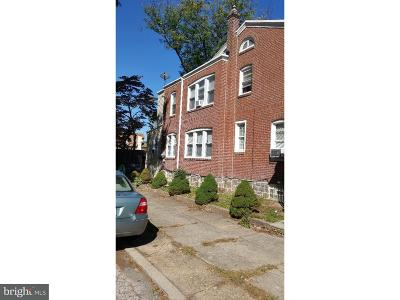 Holmesburg Multi Family Home For Sale: 8048 Fairview Street