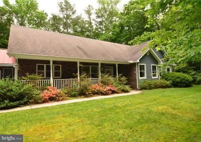 Lewes Single Family Home For Sale: 32043 Conleys Chapel Road