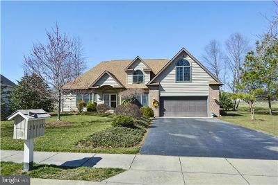 Easton Single Family Home For Sale: 28480 Wedgeway Court