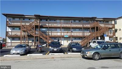 Ocean City MD Single Family Home For Sale: $105,000