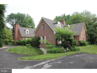 West Grove Single Family Home For Sale: 151 Lloyd Road