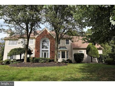 Cranbury Single Family Home For Sale: 22 Brentwood Lane
