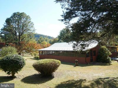 Great Cacapon Single Family Home For Sale: 1770 Bowers Lane