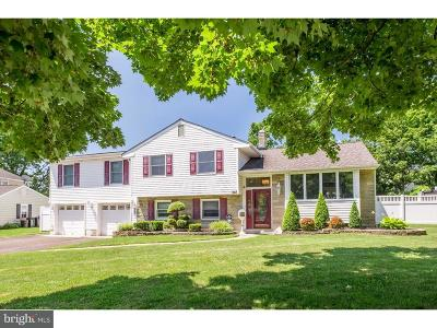 Moorestown Single Family Home For Sale: 348 Farmdale Road