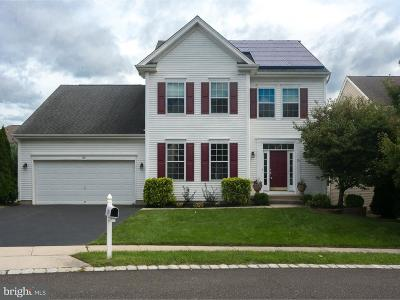 Bordentown Single Family Home For Sale: 39 Sagamore Lane