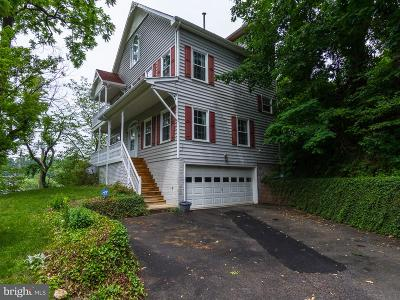 Occoquan Single Family Home For Sale: 131 Washington Street