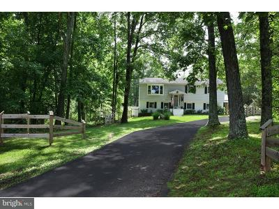 New Hope Single Family Home For Sale: 2441 Reeder Road