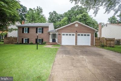 Alexandria Single Family Home Under Contract: 2120 Rampart Drive