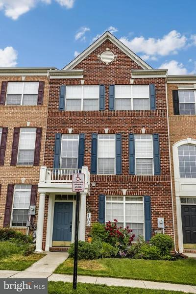 Baltimore Townhouse For Sale: 105 Buttonwood Court