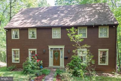 Vienna Single Family Home For Sale: 10620 Hunter Station Road