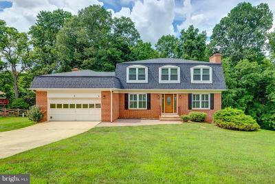 Vienna Single Family Home For Sale: 1691 Abbey Oak Drive