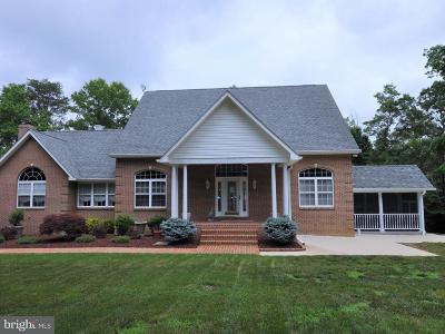 Hughesville Single Family Home For Sale: 16710 Harvest Moon Place