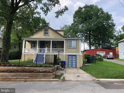 College Park Single Family Home For Sale: 5002 Fox Street