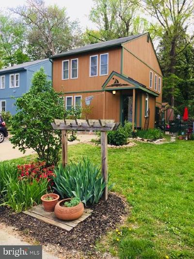 Edgewater Single Family Home For Sale: 1808 Shore Drive