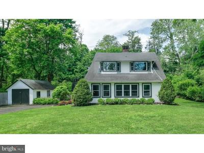 Solebury PA Single Family Home For Sale: $1,243,000