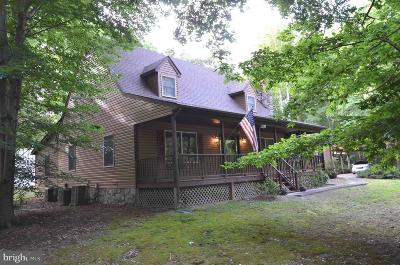 King George County Single Family Home For Sale: 15598 Dickinsons Corner Drive