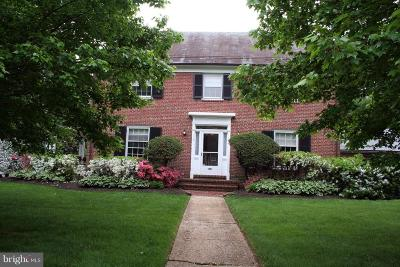 Baltimore Single Family Home For Sale: 115 Enfield Road