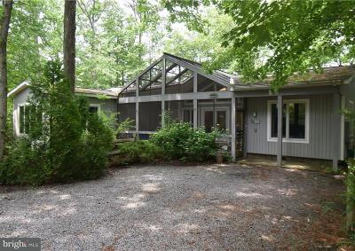 Bethany Beach Single Family Home For Sale: 19 Short Road