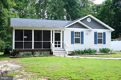 Westmoreland Shores Single Family Home For Sale: 373 Piney Forest Drive