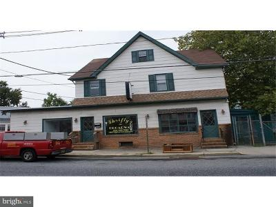Gloucester City Single Family Home For Sale: 241 S Broadway