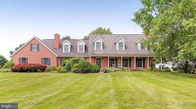 Smithsburg Single Family Home For Sale: 22910 Welty Church Road