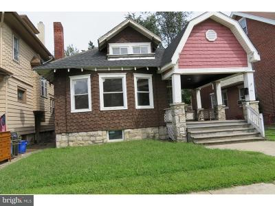Gloucester City Single Family Home For Sale: 214 N Brown Street