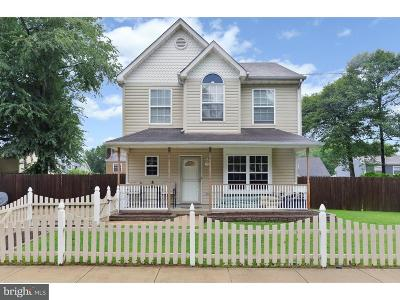 Gloucester City Single Family Home For Sale: 1124 Station Avenue