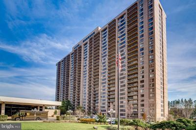 Falls Church Condo For Sale: 3705 George Mason Drive #1205S