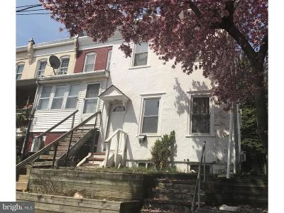 New Castle County Single Family Home Under Contract: 627 S Connell Street