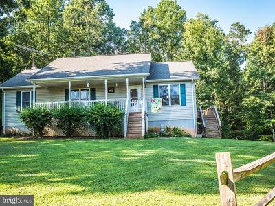 Culpeper Single Family Home For Sale: 13223 Windmill Way