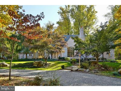 Princeton Single Family Home For Sale: 316 Cherry Valley Road