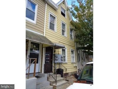 Trenton Multi Family Home For Sale: 605 Beatty Street