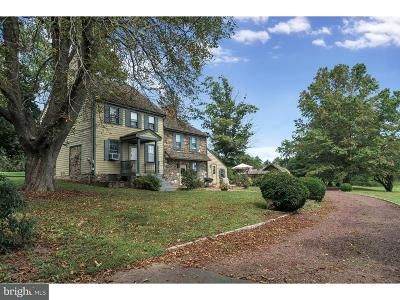 Hopewell Single Family Home For Sale: 1258 Bear Tavern Road