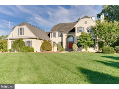 Robbinsville Single Family Home For Sale: 46 Wycklow Court