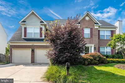 Frederick County Single Family Home For Sale: 618 Hunting Ridge Drive