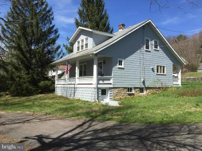 Frostburg Single Family Home For Sale: 16704 National Highway