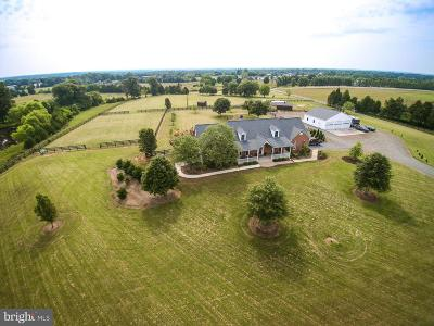 Nokesville Farm For Sale: 13145 Carriage Ford Road