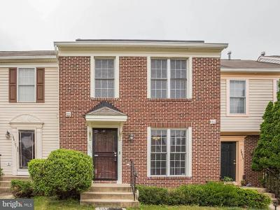 Clinton Townhouse For Sale: 10014 Quiet Brook Lane