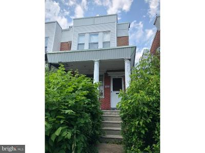 Single Family Home For Sale: 5753 Addison Street