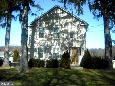 Hightstown Single Family Home Under Contract: 499 Perrineville Road