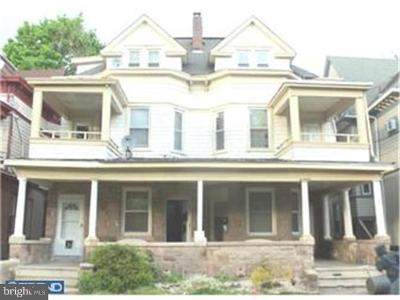 Trenton Multi Family Home Under Contract: 726 W State Street