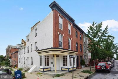 Baltimore Townhouse For Sale: 1470 William Street