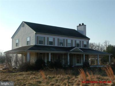 Farm Under Contract: 1710 Parvin Mill Road