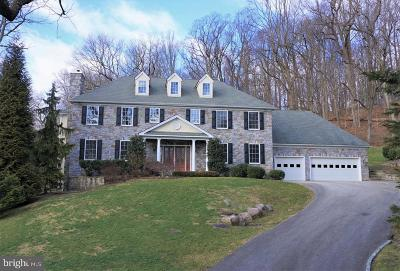 Bryn Mawr Single Family Home For Sale: 736 S Roberts Road