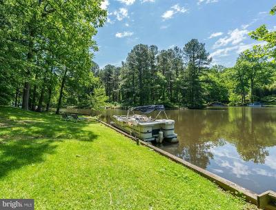 Lake Barcroft Single Family Home For Sale: 6509 Waterway Drive