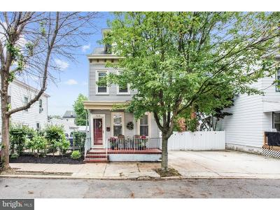 Trenton Single Family Home Under Contract: 924 Melrose Avenue