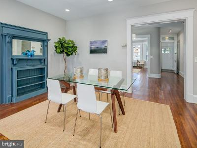 Eckington Townhouse For Sale: 3 Rhode Island Avenue NE